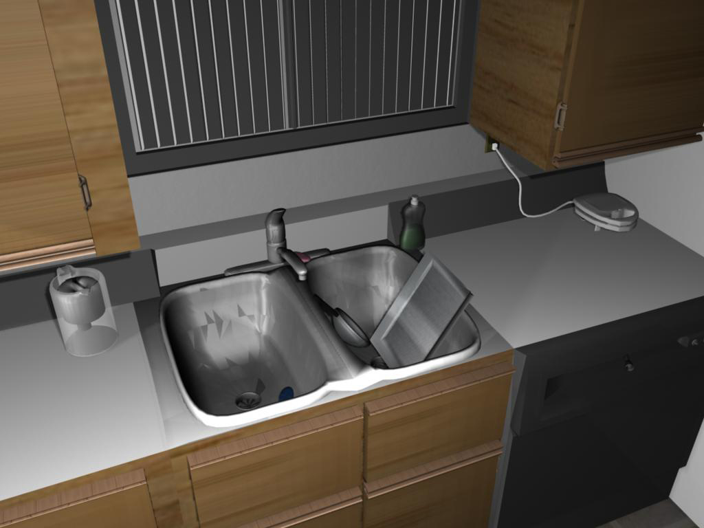images of 3 d models click on image for full size version - Kitchen Sink Models